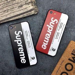 IPHONE Supreme Metro Card Phone Case